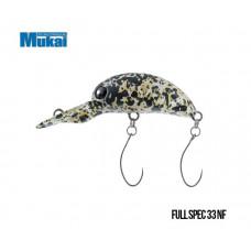 Воблер Mukai Full Spec 33 (NF) 3.3g к:015