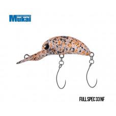Воблер Mukai Full Spec 33 (NF) 3.3g к:17