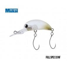 Воблер Mukai Full Spec 33 (NF) 3.3g к:19