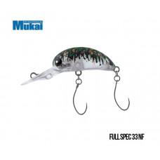 Воблер Mukai Full Spec 33 (NF) 3.3g к:02
