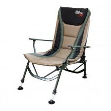Крісло коропове Fishing ROI HYC021AL з підлокітниками