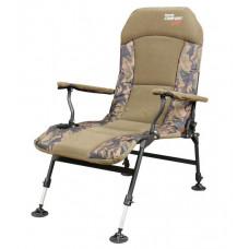 Крісло коропове Fishing ROI Lazy Recline-Chair HYC048-R з підлокітниками