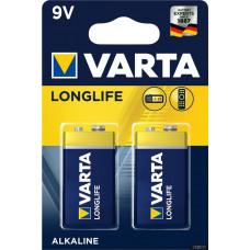Батарейка VARTA LLX E-BLOCK 6LR61 (крона)