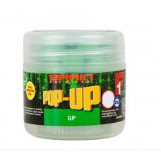 Бойли Brain Pop-Up F1 Green Peas (зелений горошек) 10mm 20g