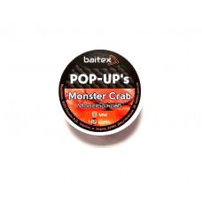 Baitex Бойл Плавающий Насадочный Pop-Ups Classic (8 мм) 40шт - Monster Crab