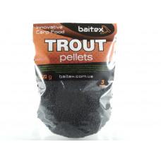 Baitex Pellets Trout 4,5 мм 1000г