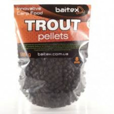 Baitex Pellets Trout 8 мм 1000г