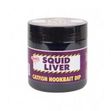 DY880, Squid Liver Catfish Dip рідка прикормка Dynamite Baits