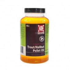 CC Moore Trout/Halibut Pellet Oil 500ml