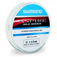 Жилка SHIMANO (ASSS5010)  ASPIRE SILK SHOCK 50m. 0.10mm.