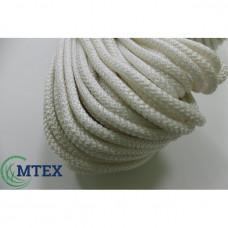 Верёвка П/А (шнур капроновый вязаный с сердечником) якорная 5мм