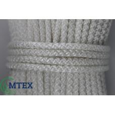 Верёвка П/П (фалполипропиленовый плетеныйс сердечником) якорная 10мм