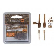 Набор Prologic LM Mimicry Semi Fixed Rig Kit для оснастки (4шт/уп)