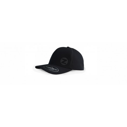 Бейсболка ZEMEX 180 FLEXFIT DELTA цвет BLACK, размер L/XL