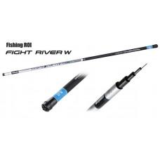 Вудилище Fishing ROI Fight River W Telepole 9234 400 б/к 5-25gr