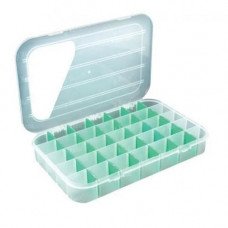 Коробка 35 ячеек со съемными перегородками (7035)