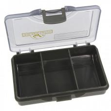 Коробка GC для карп.аксесcуаров 106*76*25мм 3 отд