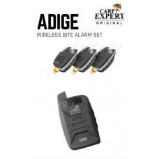 Набор радио сигнализаторов Carp Expert ADIGE 512 (3+1) 200 м направление поклевки