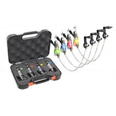 Набор свингеров на цепочке Energofish Carp Expert CXP LED Chain Swinger Set 3 с подключением (770909)