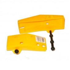 Крышка для ножей ледобура D110